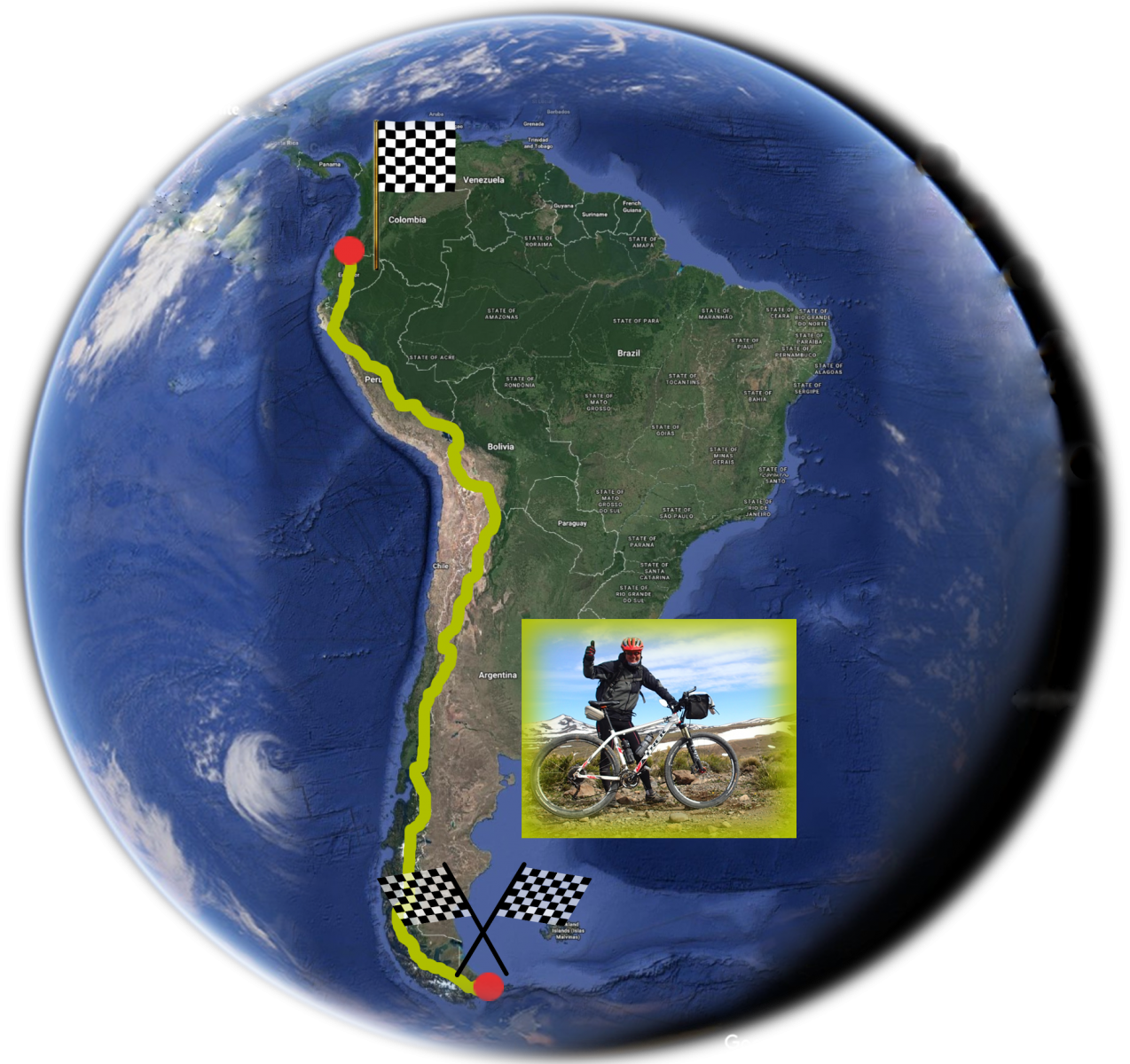 The Andes Trail Tour